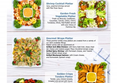 Catering surfside charters page 2