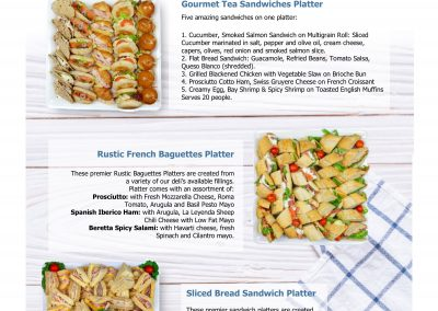 Catering surfside charters page 3